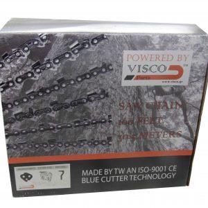 Αλυσίδα VISCO Σε Ρολά 100 Ποδιών VISCO Sawchain 100Feet